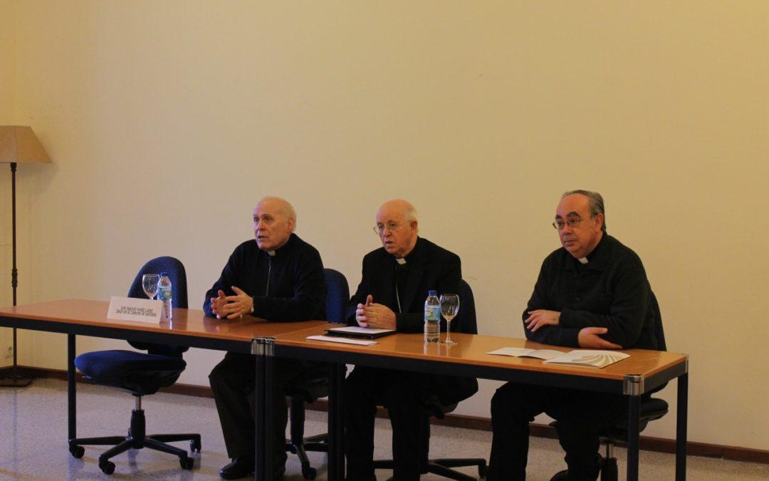 Encuentro sacerdotes del Camino de Santiago  16 FEB , 2016
