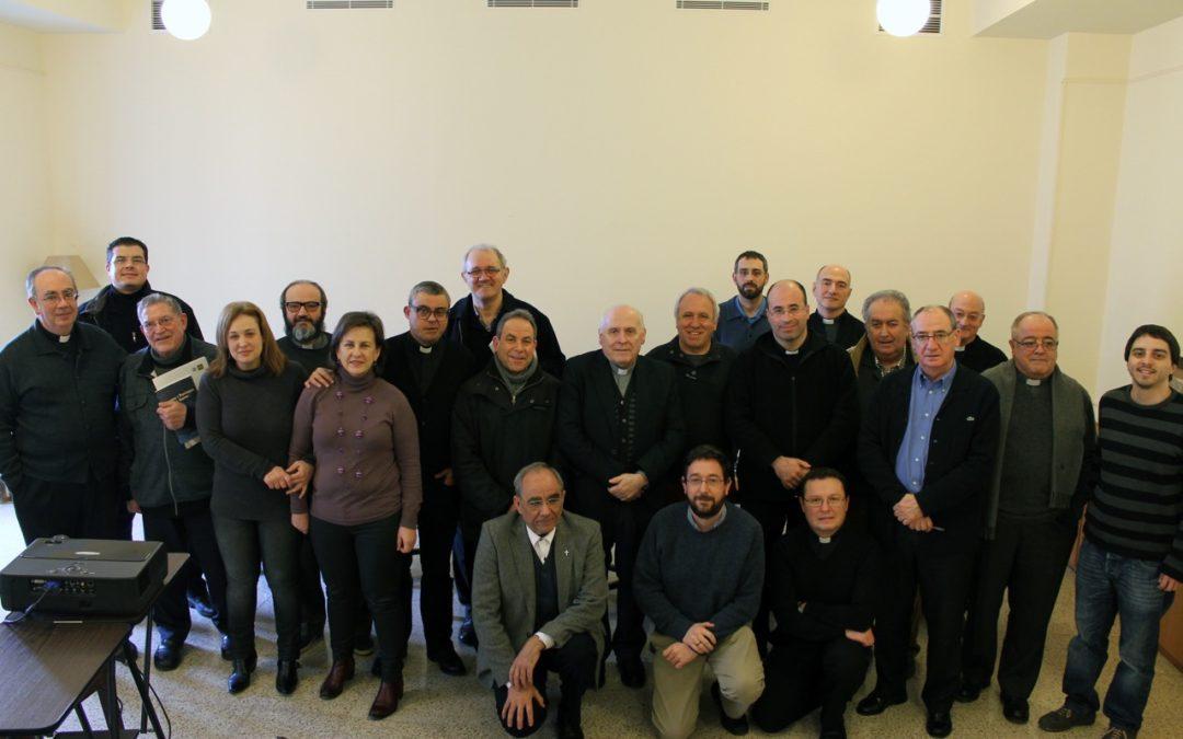 La Catedral de Santiago organiza un encuentro de sacerdotes del Camino de Santiago