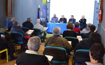 Encuentro de voluntarios y hospitaleros 31 de marzo 1 de abril en Astorga