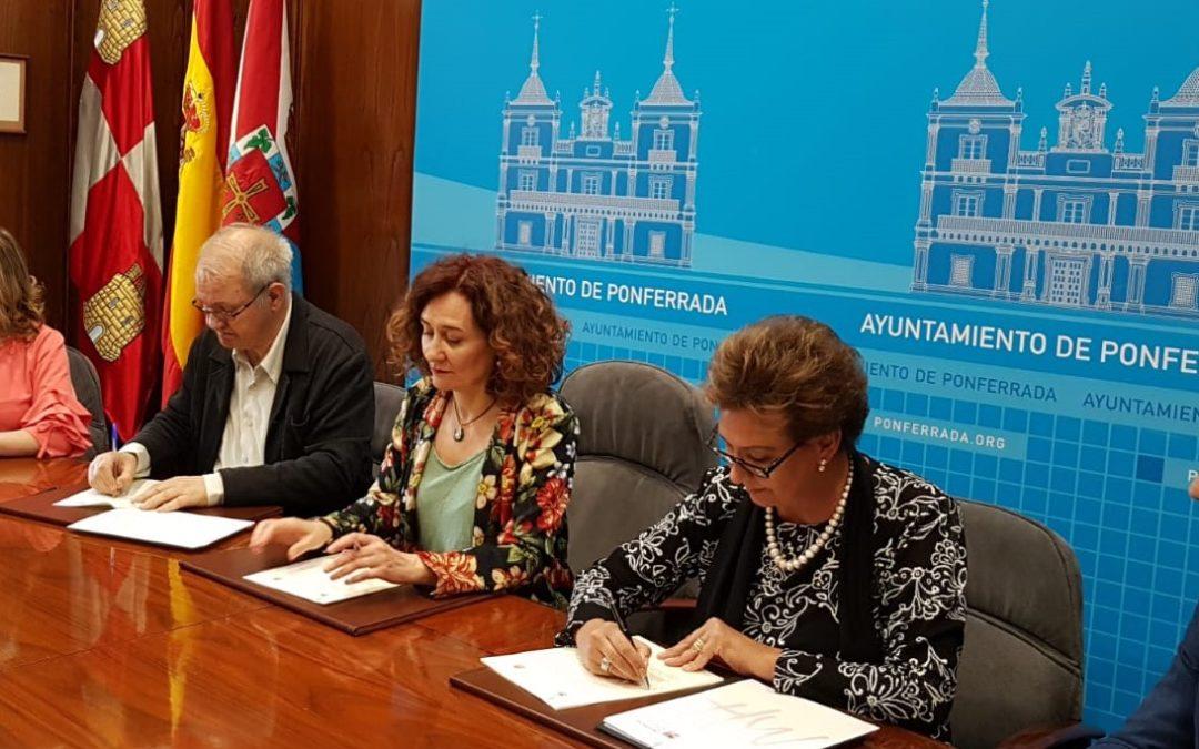 El Albergue ACC de Ponferrada contará con atención sanitaria para peregrinos