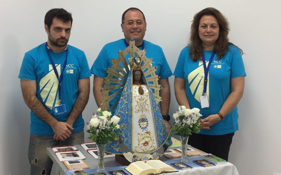 Acogida para latinoamericanos en el Centro de Carretas