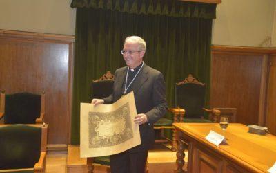 Don Daniel Lorenzo ingreso en la Real Academia Galega de Belas Artes