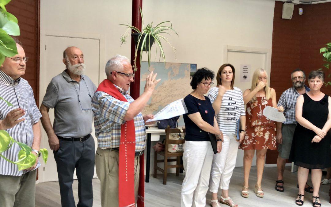 El Camino del Norte inaugura albergue en Irún con voluntarios ACC