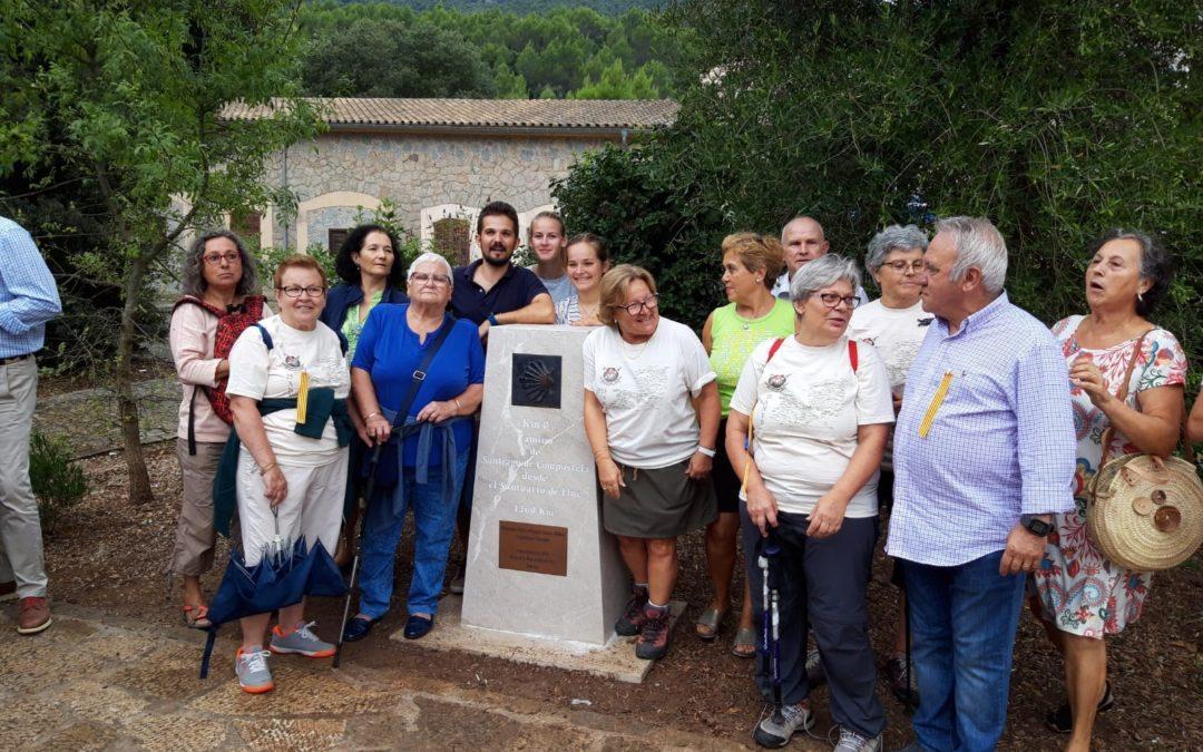 El camino de Santiago en Baleares