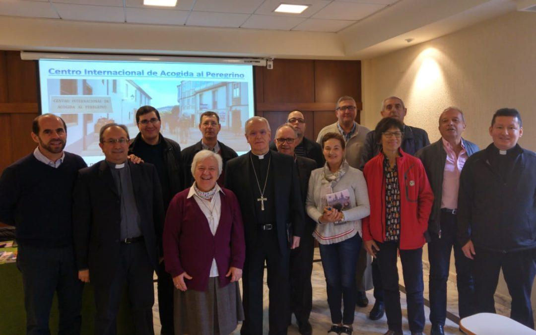 ACC colabora con la Diócesis de Ourense en la pastoral del camino