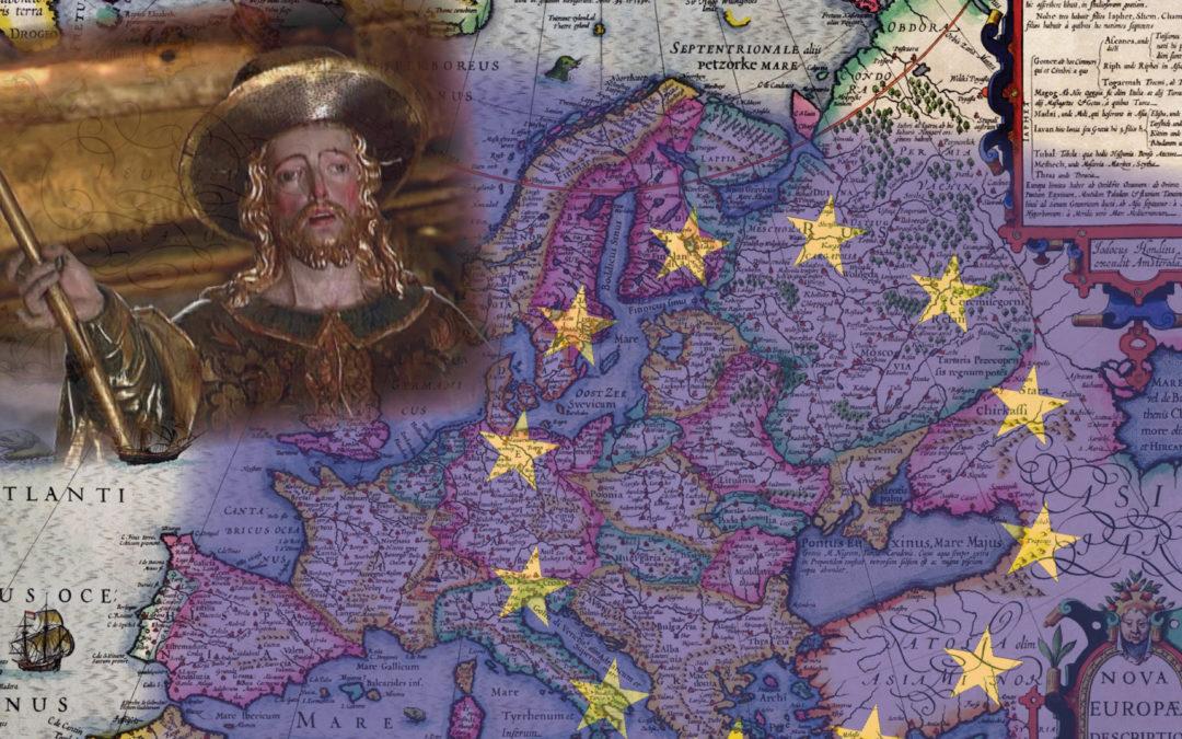 El Camino de Santiago y el continente europeo forman un todo inseparable en el fondo de nuestra historia milenaria