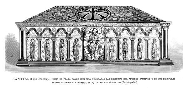 El Sepulcro del Apóstol Santiago