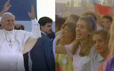 30 años después la memoria de San Juan Pablo II sigue viva en el Monte do Gozo