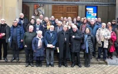 Los responsables de albergues ACC se reúnen en Pamplona