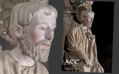 Los albergues ACC se distinguirán con una lámina del Apóstol