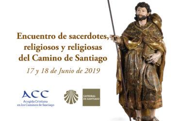 Encuentro de Sacerdotes, religiosos y religiosas 2019