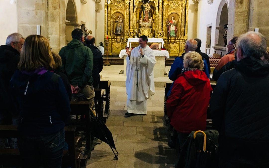 Eucaristía en italiano en San Fiz a las 10:30