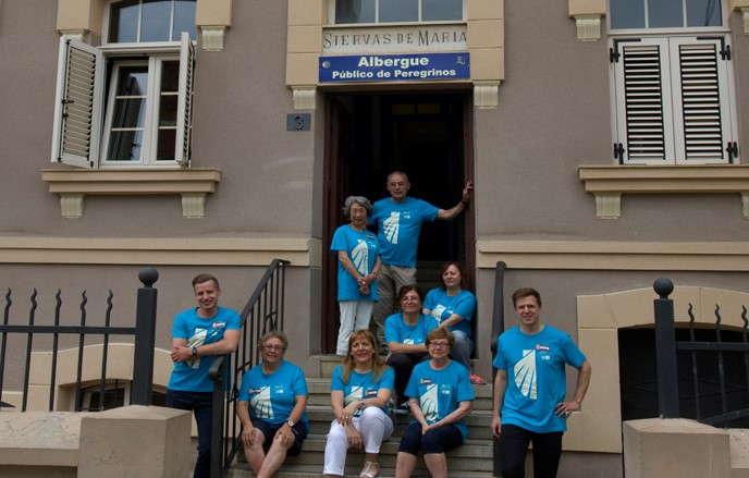 Llamamiento para reforzar el voluntariado en albergues
