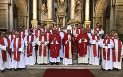 Proclamar que el peregrino está inmerso en la unidad de la Trinidad es nuestra tarea en el año santo 2021
