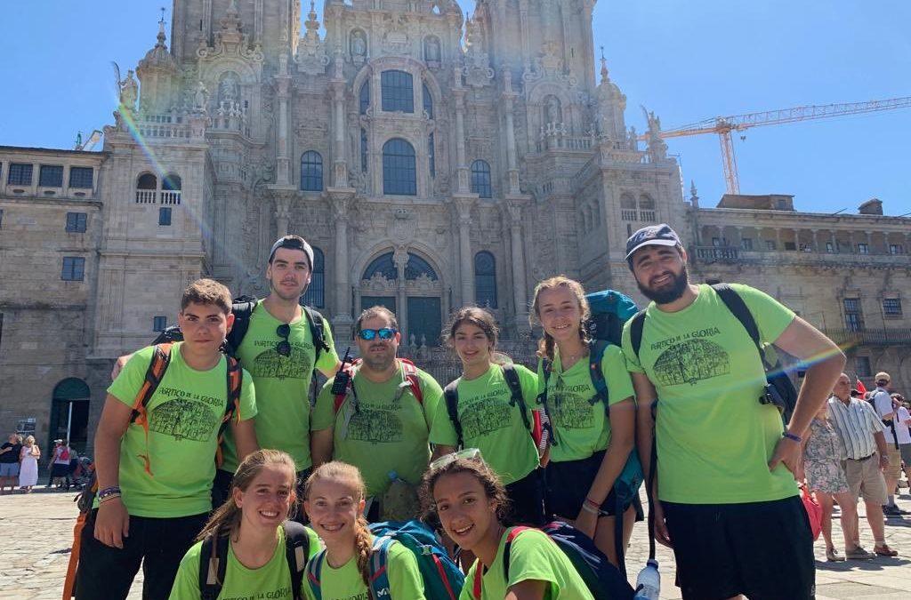 «El Camino de Santiago llama a una generación que anda en búsqueda de referentes que les ayude a encontrarse»