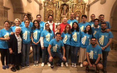 La Catedral agradece a los jóvenes de la Compañía de Jesús su voluntariado con ACC