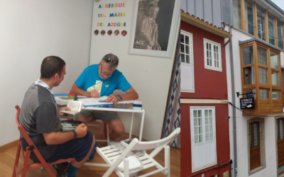 Jaume Alemany abre un albergue de acogida cristiana en Betanzos