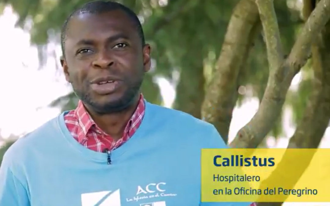 Voluntarios de ACC dan su testimonio para «El Camino con Correos»