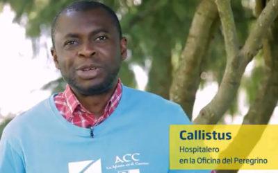 """Voluntarios de ACC dan su testimonio para """"El Camino con Correos"""""""