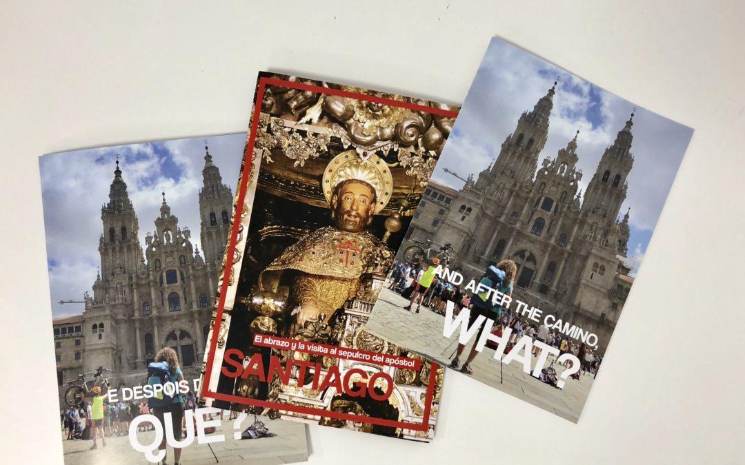 ACC edita un tríptico para la promoción del voluntariado en Santiago y albergues