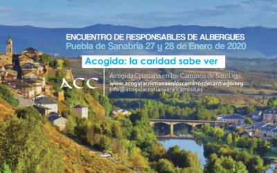 Los responsables de albergues de Iglesia se reunirán en Puebla de Sanabria