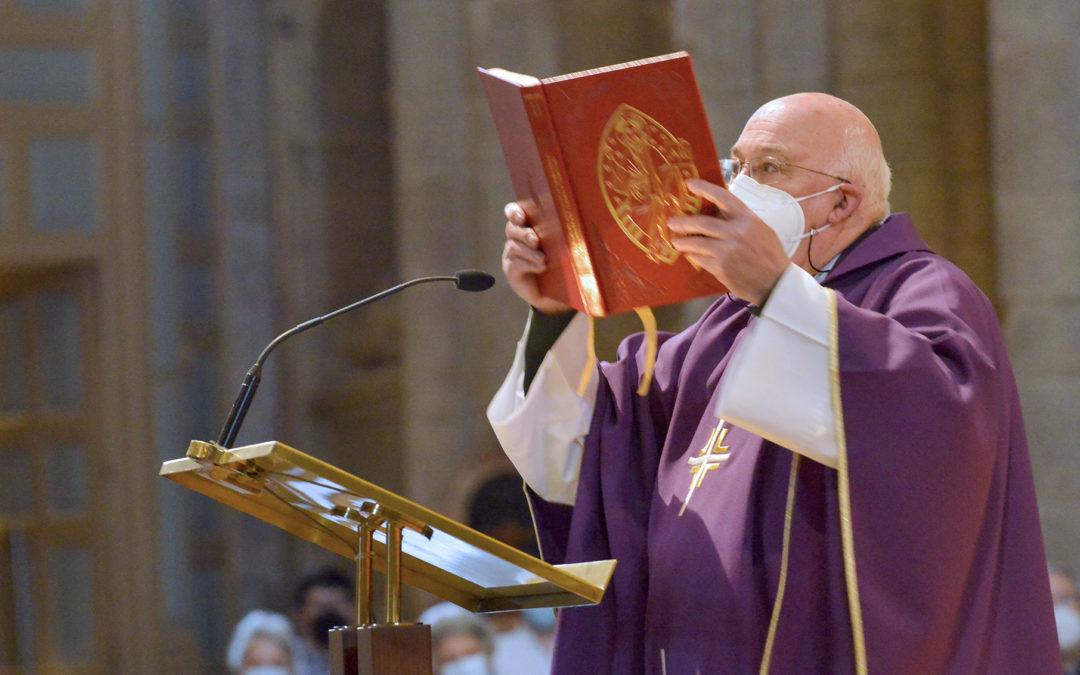 José Fernández Lago, nuevo Deán de la Catedral