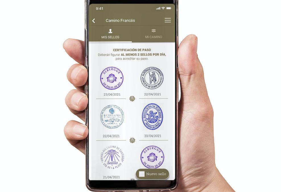 ACC anima a las parroquias y albergues de acogida a disponer de sello digital