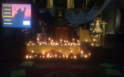 La iglesia de San Agustín acogerá en julio dos oraciones al día para peregrinos