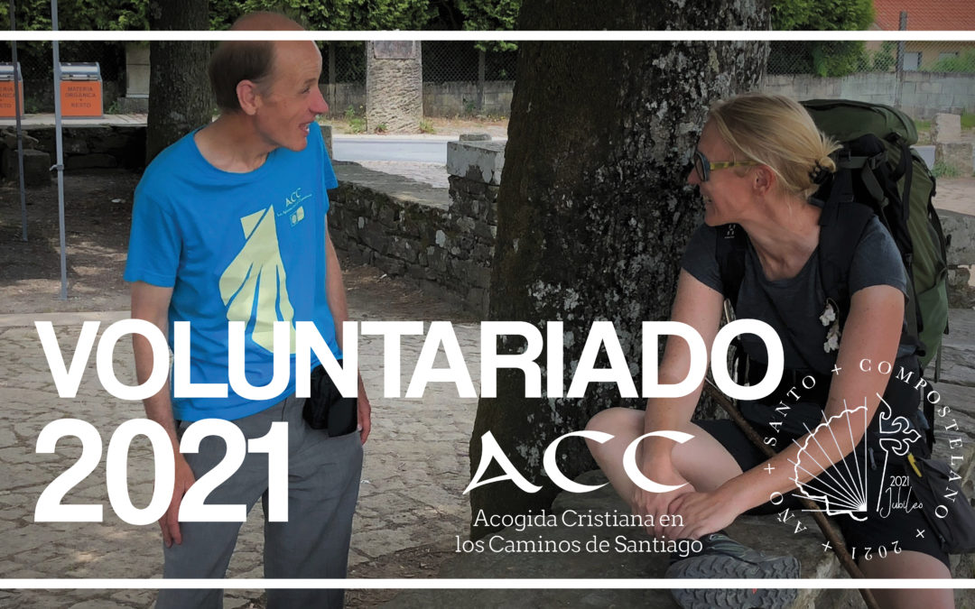 Los voluntarios de ACC vuelven al Camino de Santiago