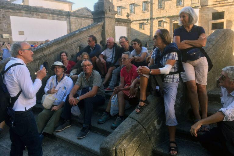 Regresa la acogida en francés al centro de Carretas